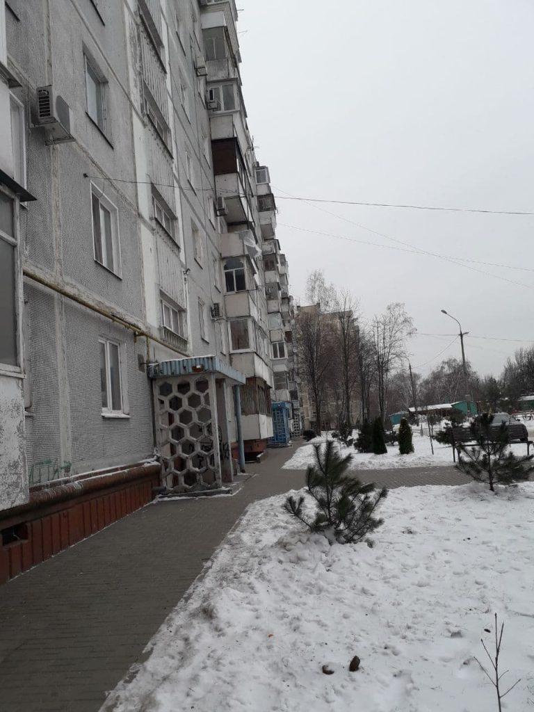 Шевченковский район