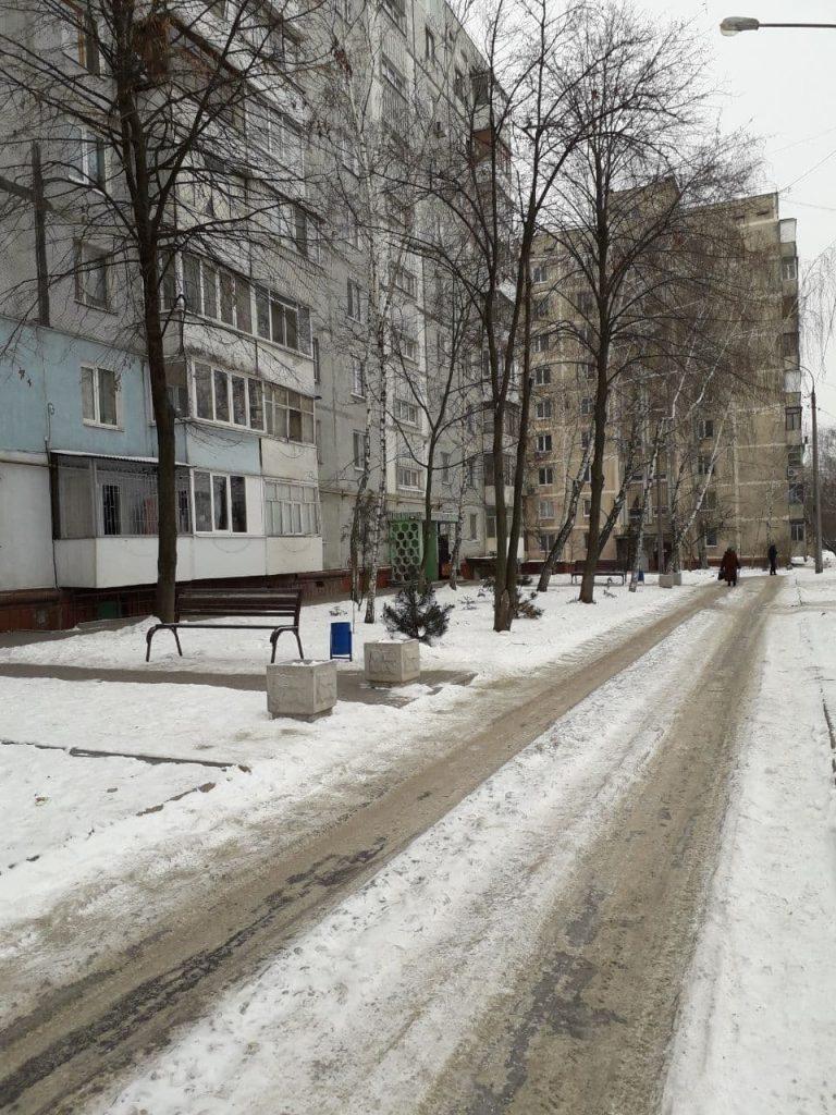 дом №21-а по улице Николая Корищенка