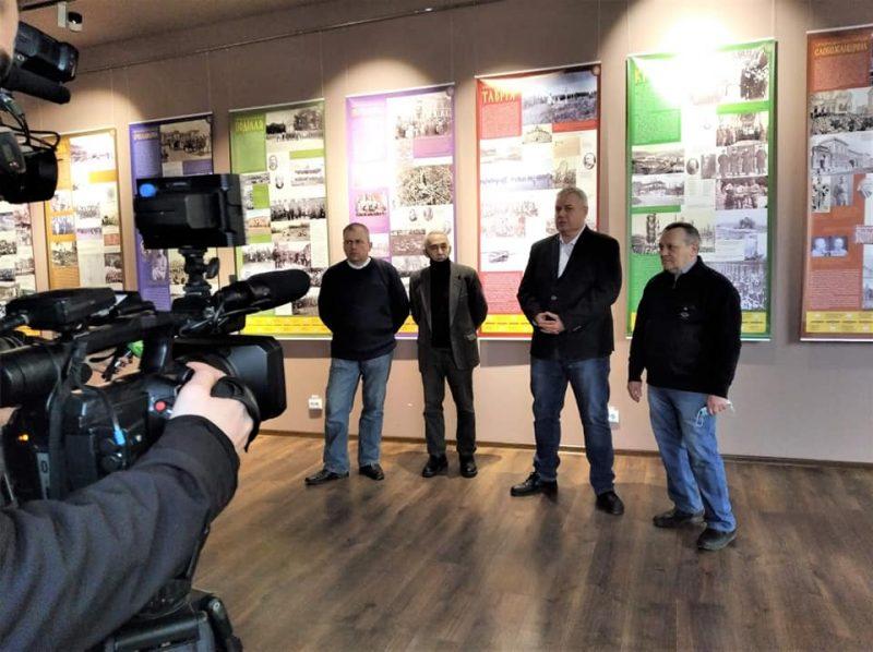 В запорожском музее вспомнили о героизме и смелости героев Крут