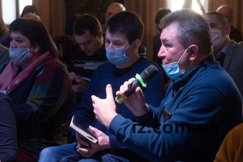 Старух и журналисты