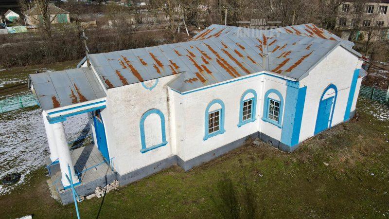Как выглядит старейший храм Пресвятой Богородицы в Запорожской области - фото