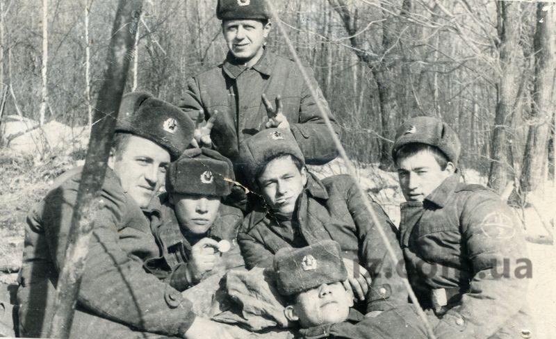 Письма из армии в армию