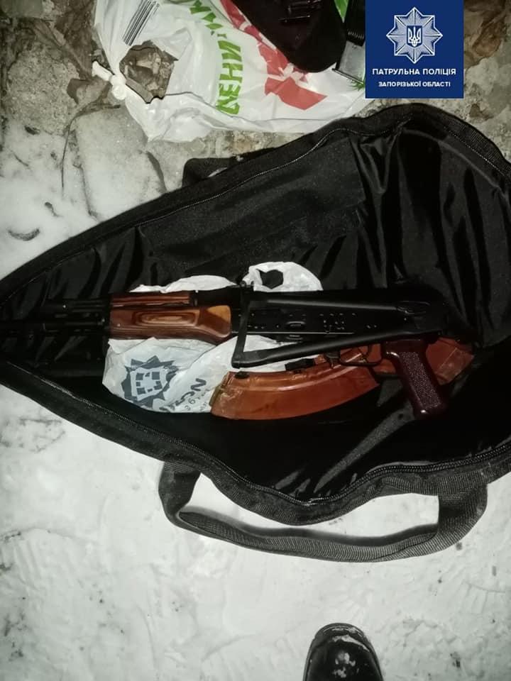 В Запорожье парень застрелил друга и сбежал