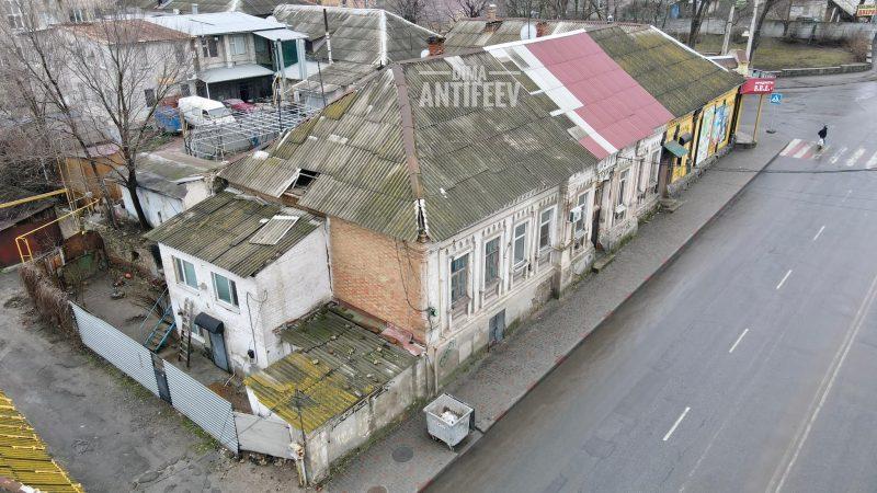 старинный дом, где 100 лет назад жил городской голова