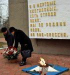 в Каменске-Днепровской отметил 77-ю годовщину освобождения