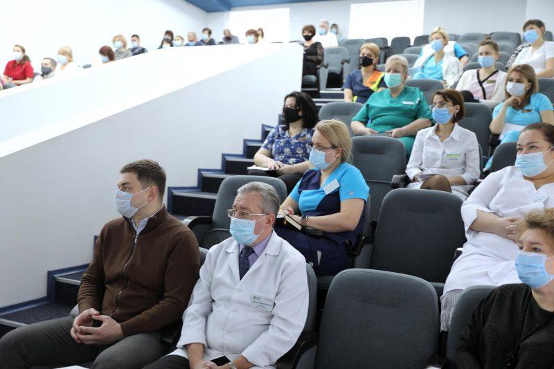 семинар в перинатальном центре