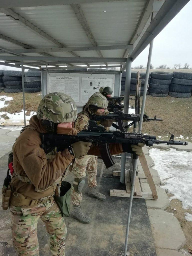 спецназовцы