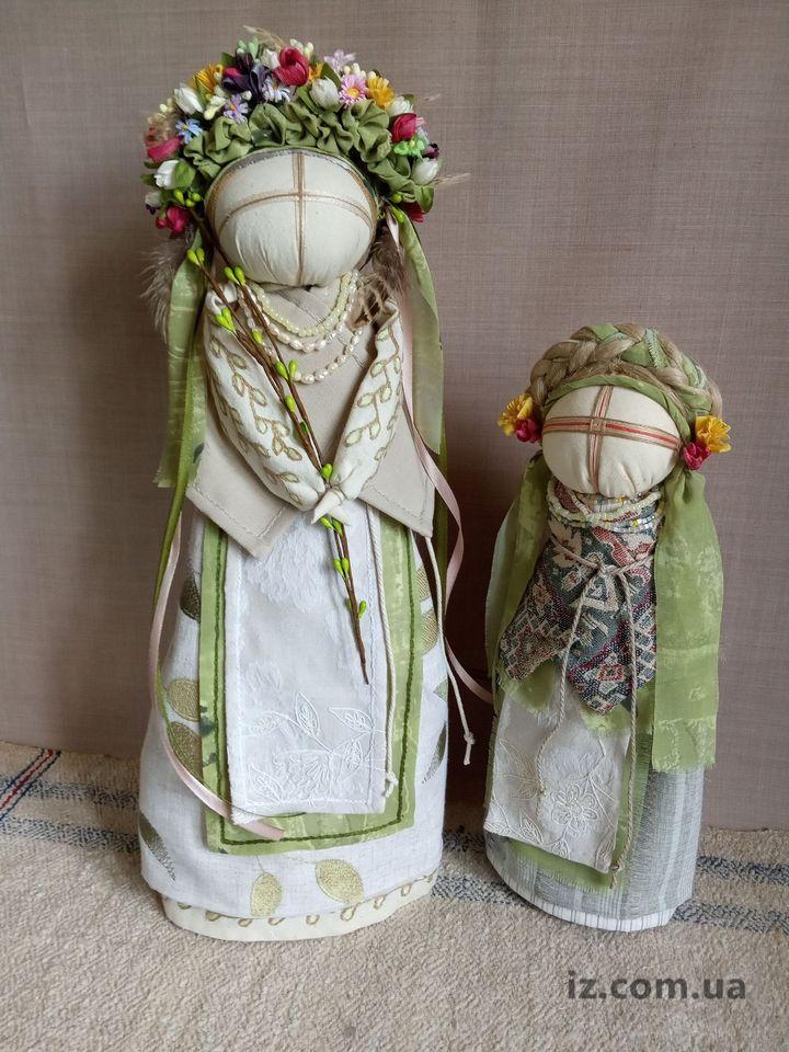 Куклы к 150-летию со дня рождения Леси Украинки