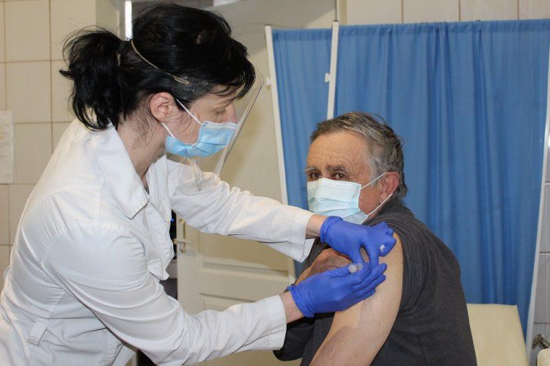 Чтобы тотально обеспечить вакциной все взрослое население Широковской громады, необходимо 11,5 тысяч доз вакцины