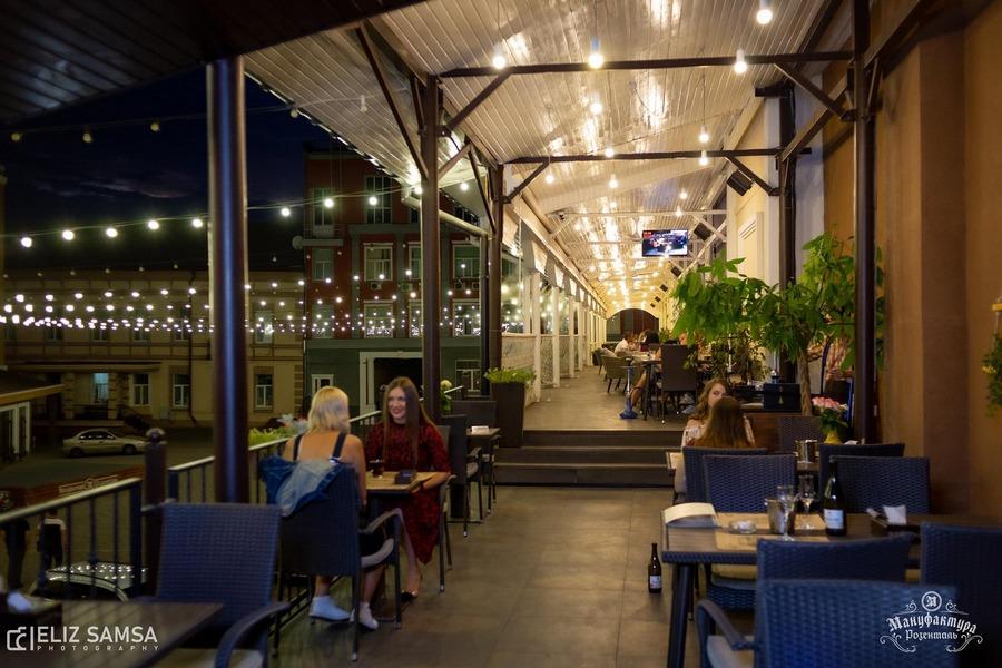 """Ресторан-клуб """"Мануфактура Розенталь"""" – лучшее место для отдыха в Запорожье в духе старинных традиций"""
