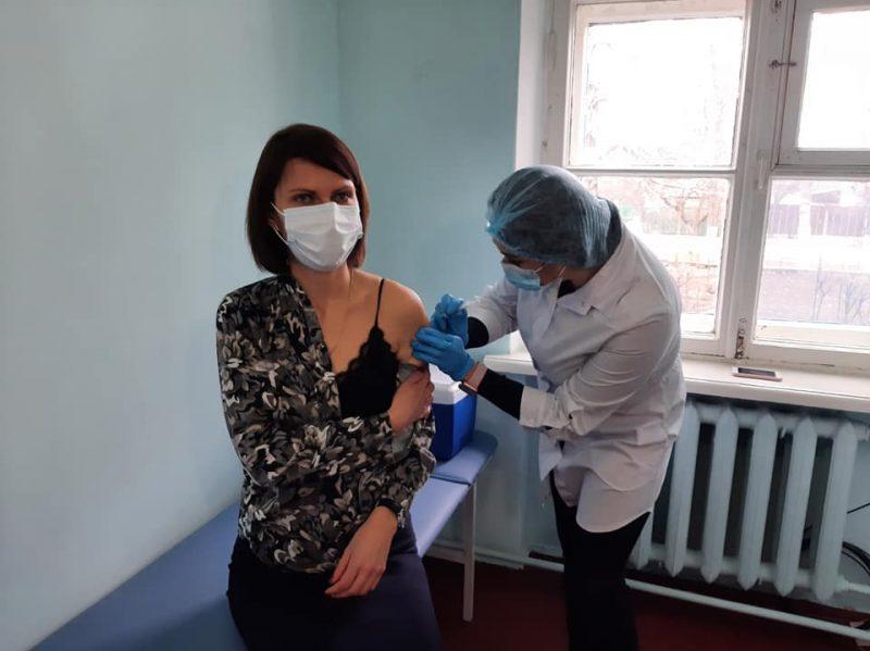 Дуб вакцинация