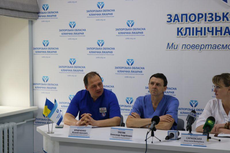 Виталий Кравченко и Александр Третяк