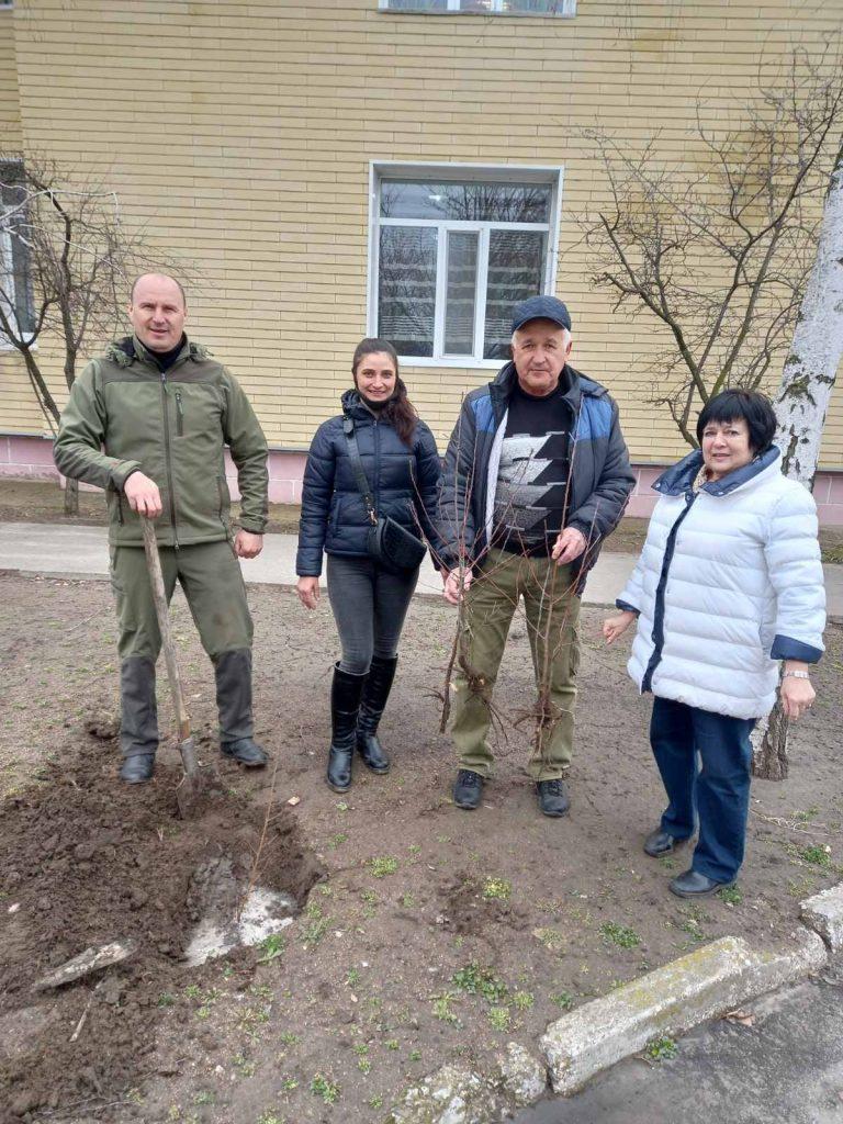... и в Каменке-Днепровской