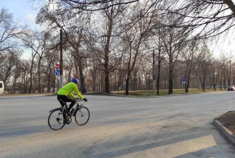 Володимир Коржов вже 5 років займається велоспортом
