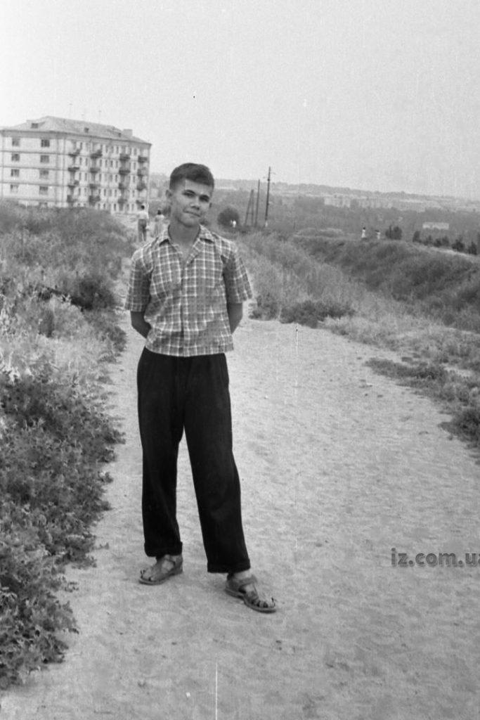 60 лет назад ретро