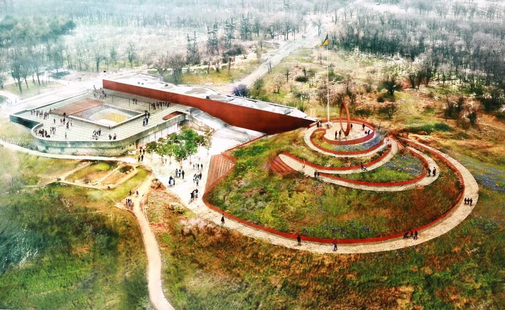 Курган на Хортице: история объекта, который ждет большое будущее