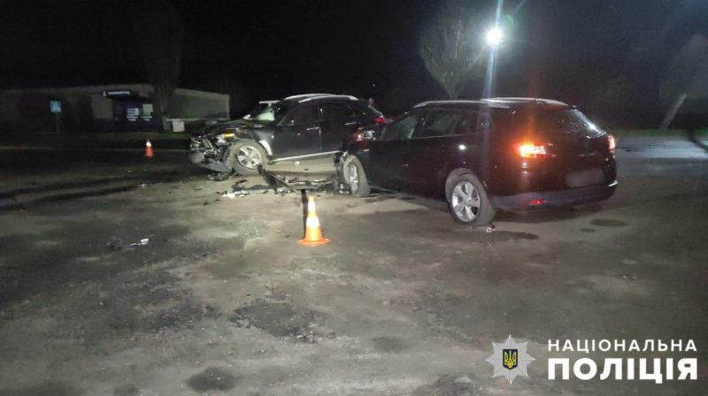 авария в Приморском Посаде