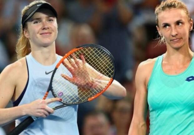 Украинские теннисистки укрепляют позиции в обновленном рейтинге WTA. Фото: ukrinform.ua