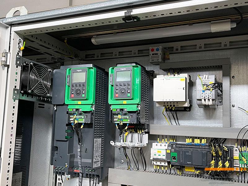 Преобразователи частоты в приводах механизмов мостовых кранов
