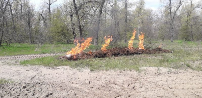 "пожар на ""Волне"""