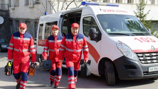 В Мелитополе произошло серьезное ДТП: у пассажира от удара вылетела челюсть (ФОТО)