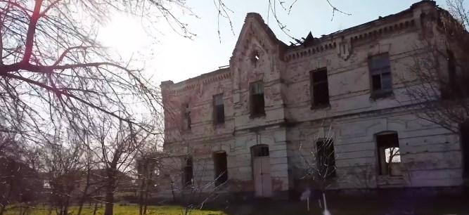 В селе Запорожской области сохранилось здание усадьбы, которой более ста лет