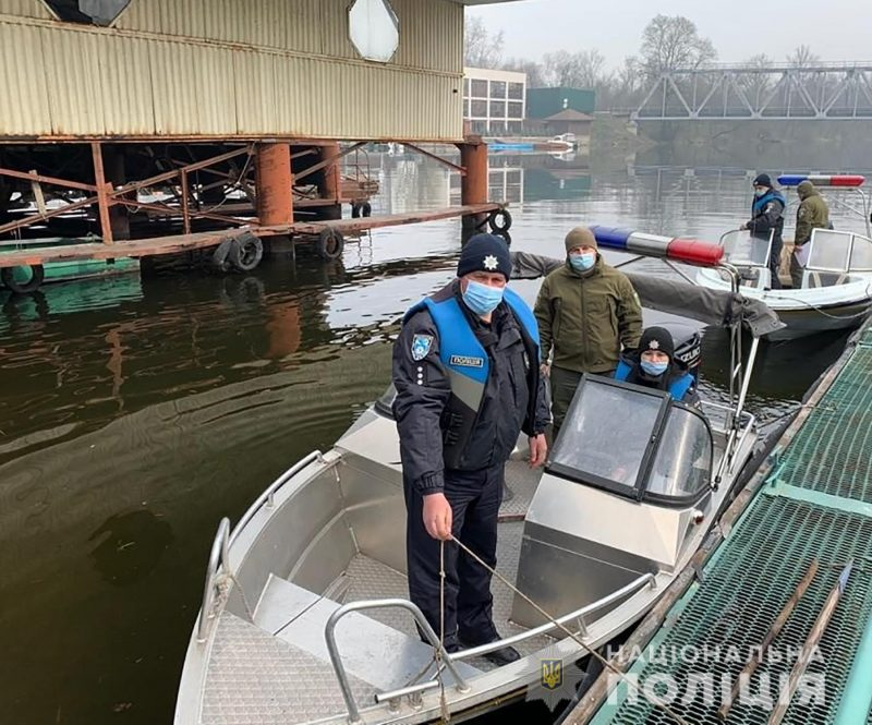 В Запорожской области мужчина незаконно ловил рыбу в период запрета