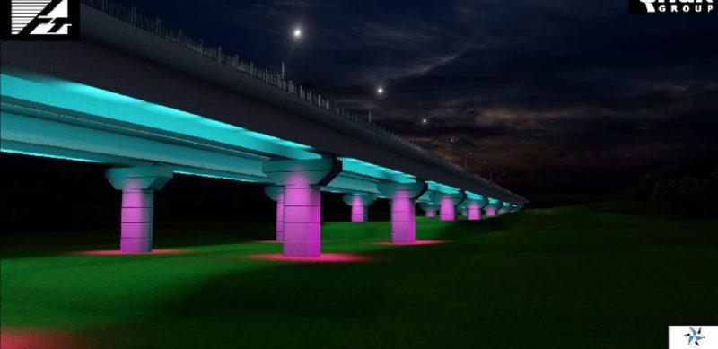проект запорожских мостов