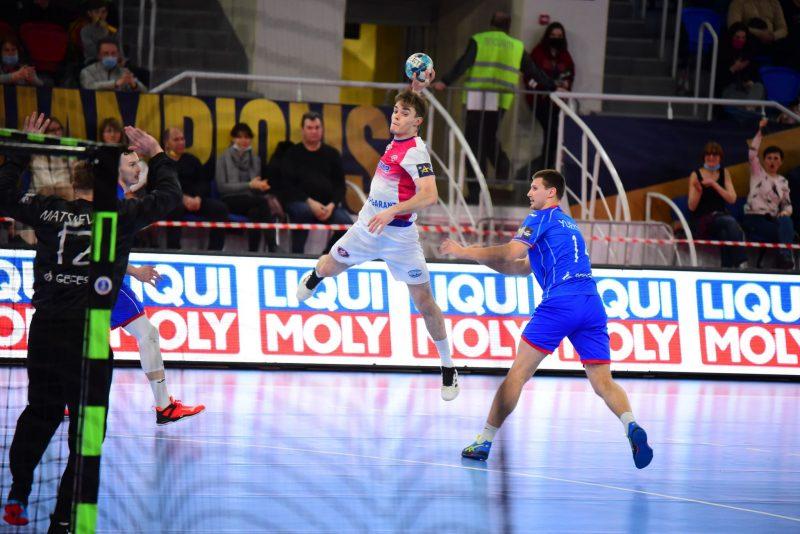 С гандикапом в два мяча, запорожцы в матче-реванше поборются за путёвку в 1/4 финала Лиги чемпионов