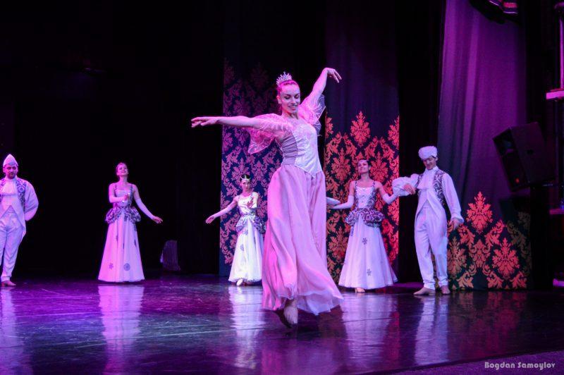 Запорожский театр полгода готовил премьеру сказочного балета