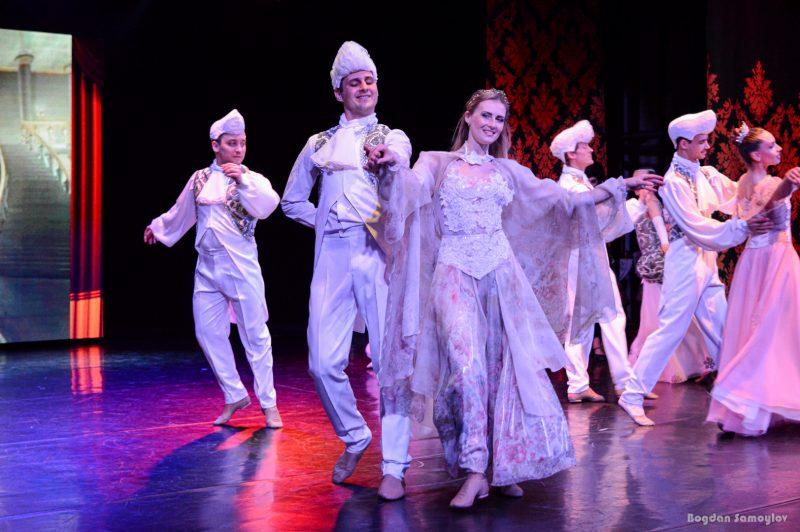 Запорожский театр полгода готовил премьеру сказочного балета -фото