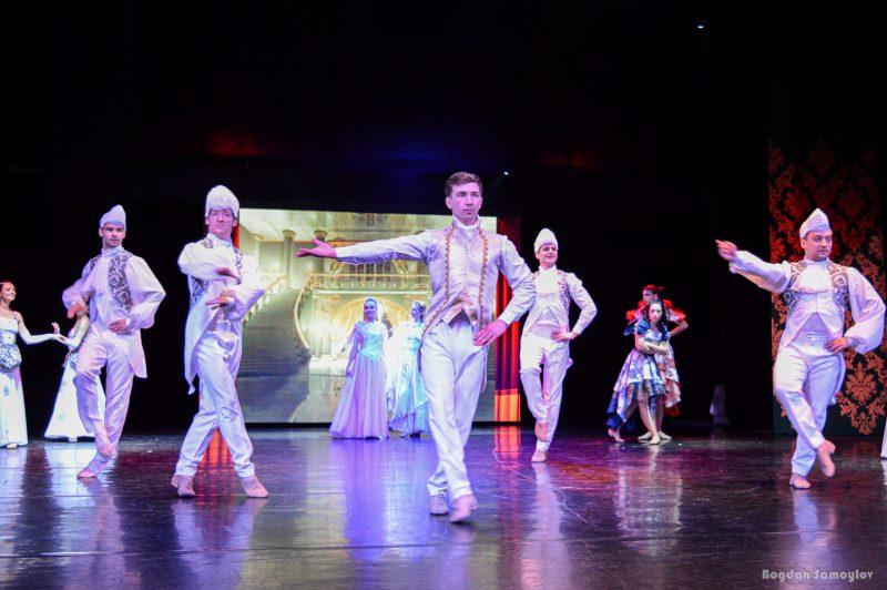 Запорожский театр полгода готовил премьеру сказочного балета - фото