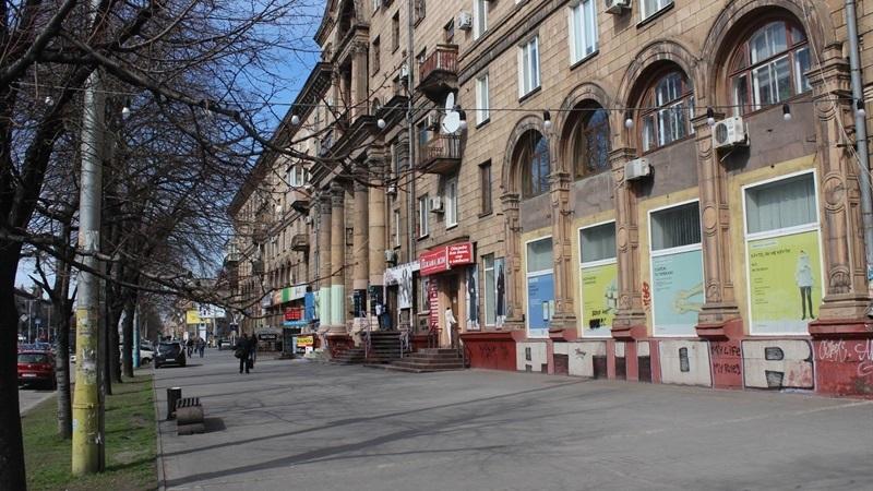 Когда в Запорожье откроют торгово-развлекательные центры и рестораны