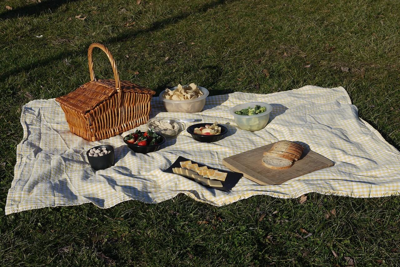 Комфортный пикник: что нужно взять с собой?