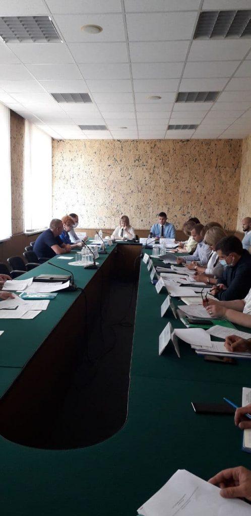 заседание постоянной комиссии по вопросам здоровья, материнства и детства