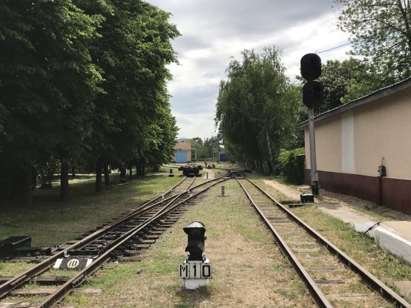 Запорожская ДЖД