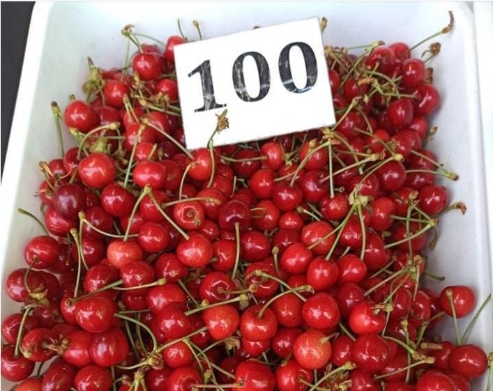 Не всем по карману: в Мелитополе начали продавать черешню (ЦЕНЫ)