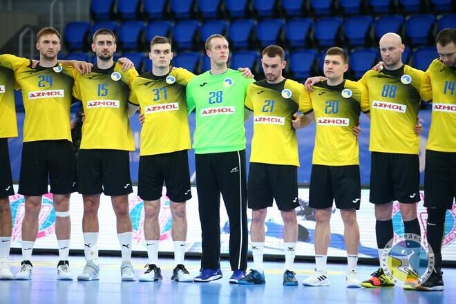 Сборная Украины по гандболу попала в группу «С» вместе с Хорватией, Сербией и Францией