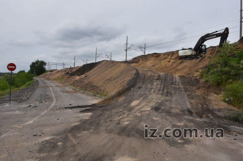 В Запорожье стартовали работы на сооружении №18 новых мостов