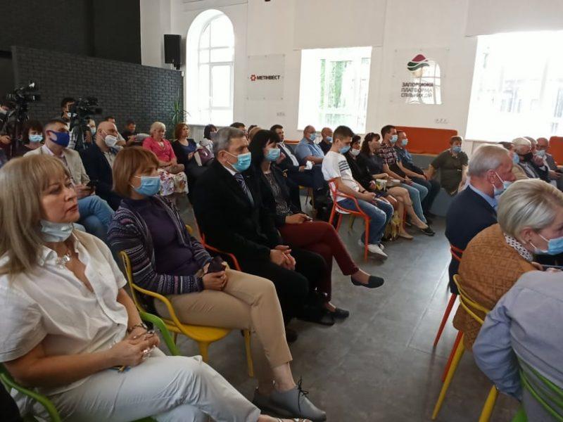 В Запорожье обсудили перспективы развития математического и инженерного образования