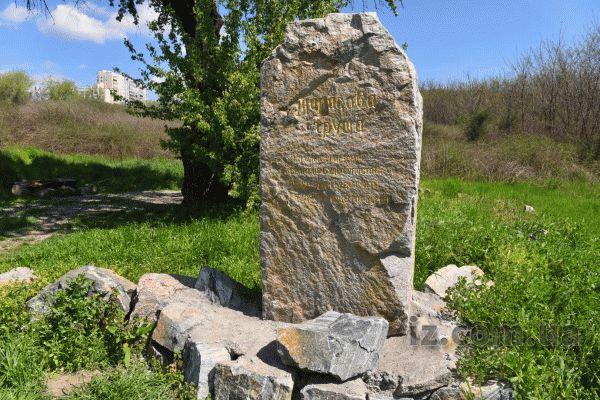 В Запорожье отцветает Тарасова груша - фото