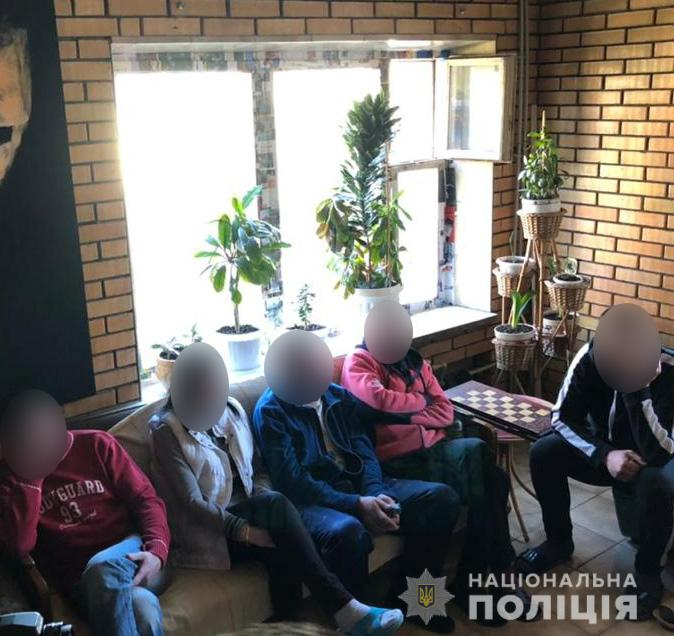 Незаконный «реабилитационный центр» работал в съемном частном доме