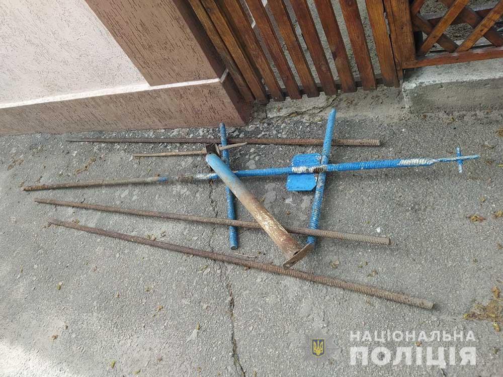 В Запорожской области надругались над могилами: подробности (ФОТО)