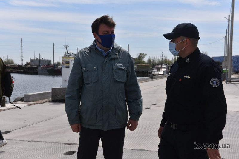 В Бердянске будет военно-морская база
