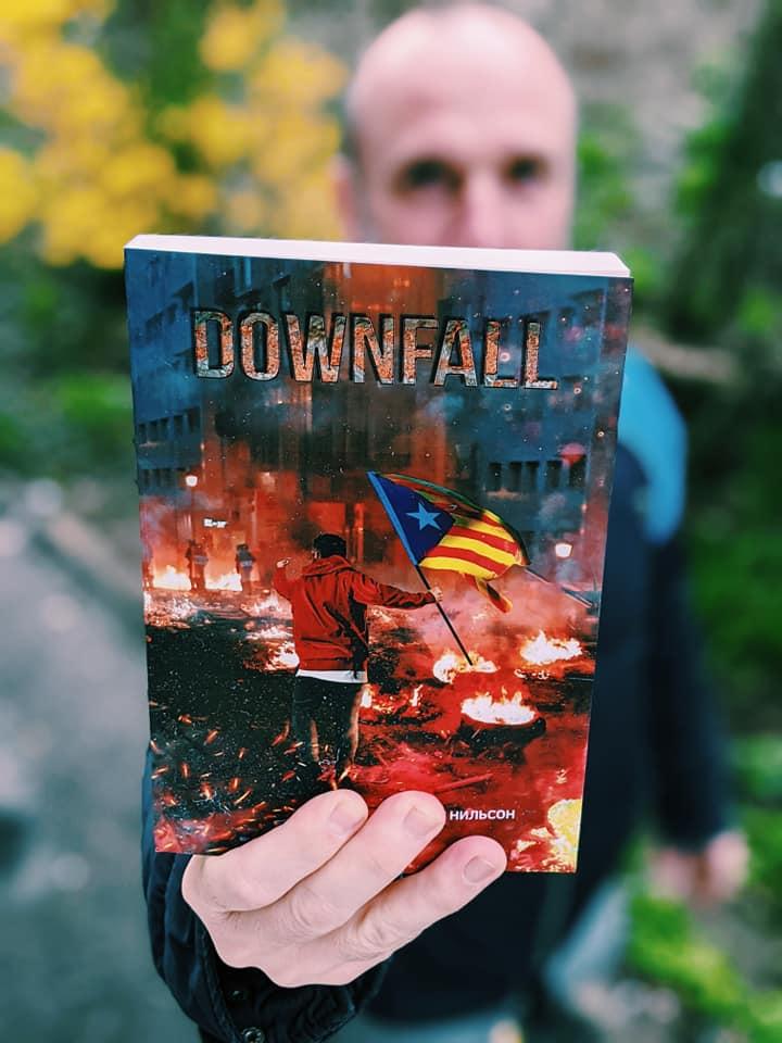 Запорожец Дмитрий Данченко, несколько лет проживший в Испании, написал художественную книгу о жизни в Европе
