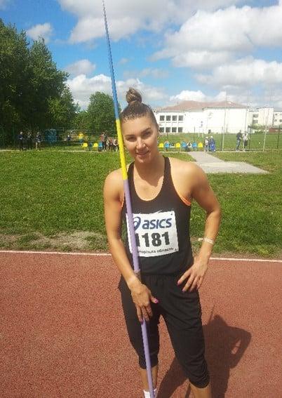 Запорожские спортсменки заняли призовые места на командном чемпионате