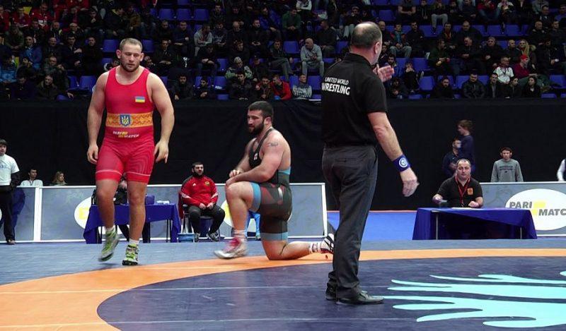 Местный борец греко-римского стиля Парвиз Насибов завоевал лицензию на Олимпийские Игры