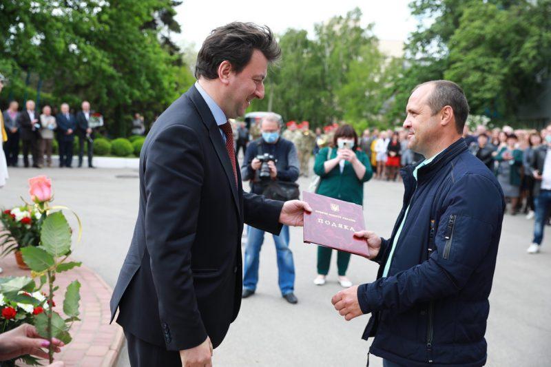 """ГП """"Ивченко-Прогресс"""" отмечает 76-й день рождения"""