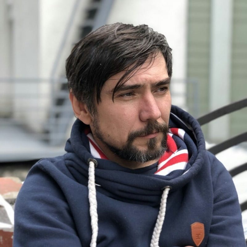 Юрий Кулинич