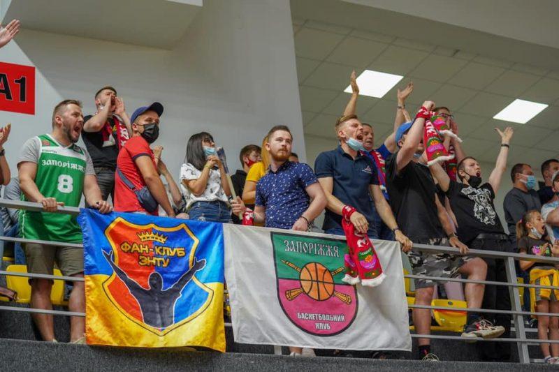 БК «Запорожье» уступил во втором матче финальной серии плей-офф